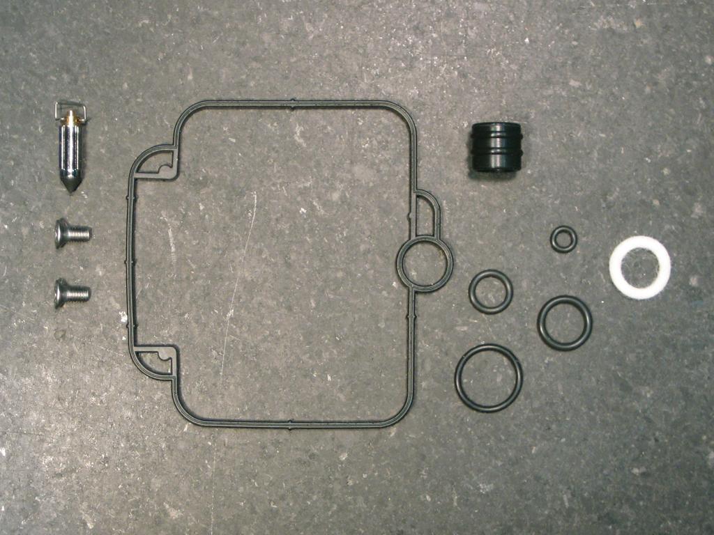 Carburetor Rebuild Kit, Right   motolab store