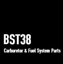 BST38 Carburetor and Fuel System Parts