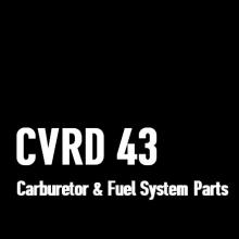 KTM 950 CVRD 43 Carburetor and Fuel System Parts
