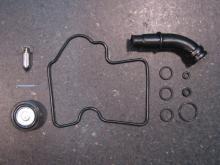 Carburetor Rebuild Kit, Front Cylinder, KTM0111100002